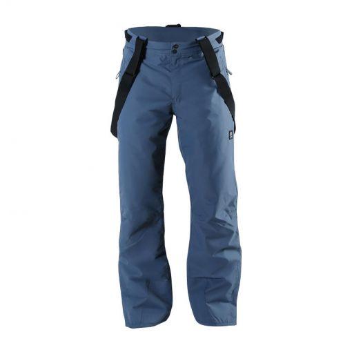 Brunotti heren skibroek Footstrap Mens Snowpants - 0478 Orion Blue