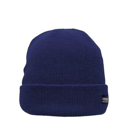 Beanie - Blauw