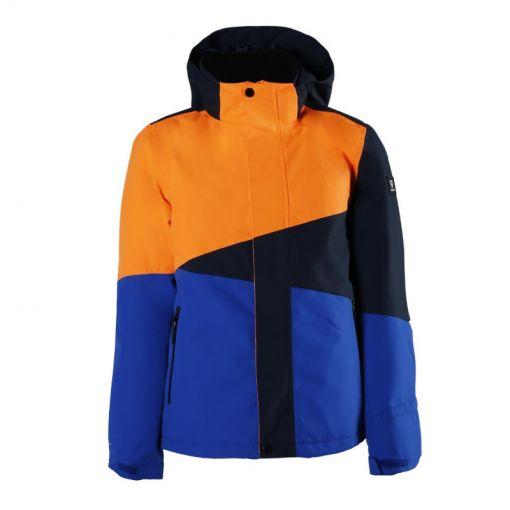 Idaho-JR Boys Snowjacket - oranje
