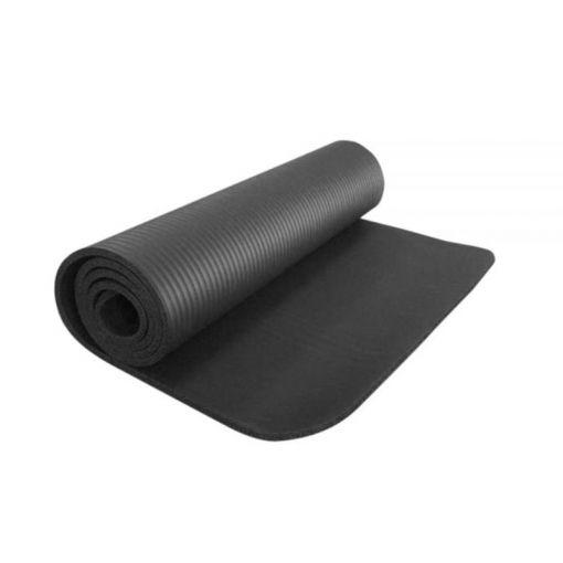 Yogamat Black - Zwart