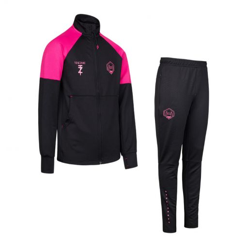 ATW Suit - Black/ Magenta