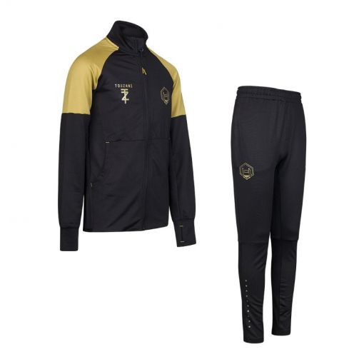 ATW Suit - Black/ Gold