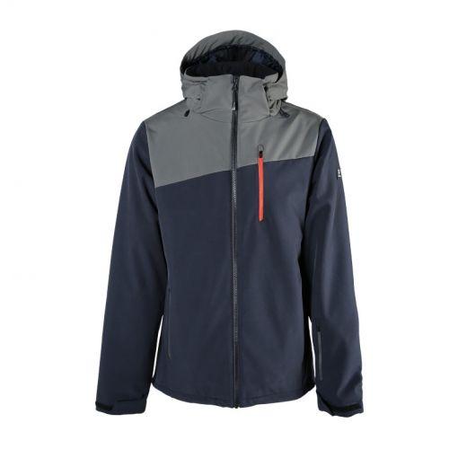 Barry Mens Softshell Jacket - Zwart