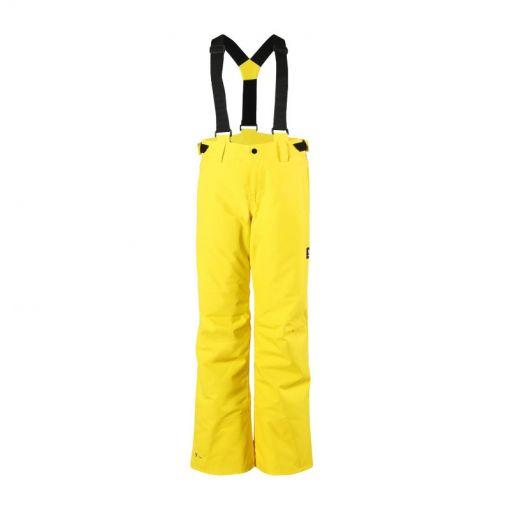Jiro-JR-S Boys Snowpants - 0162 Cyber Yellow