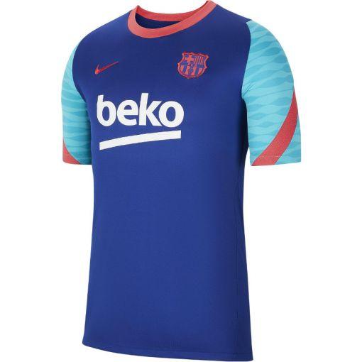 FC BARCELONA STRIKE MENS SHOR,DEE - 456 DEEP ROYAL BLUE/LT FUSION
