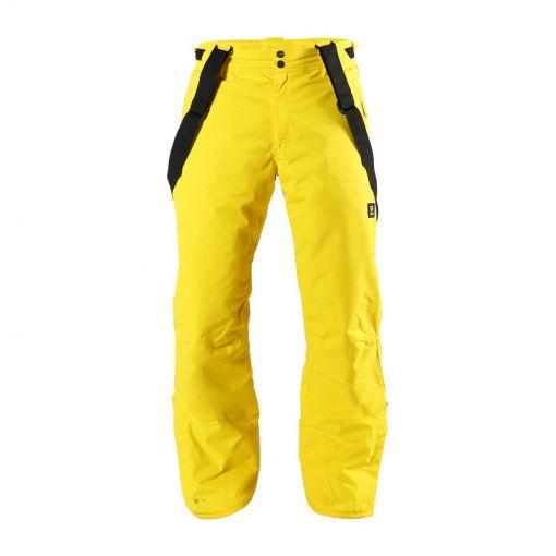 Jiro-S Mens Snowpants - 0162 Cyber Yellow