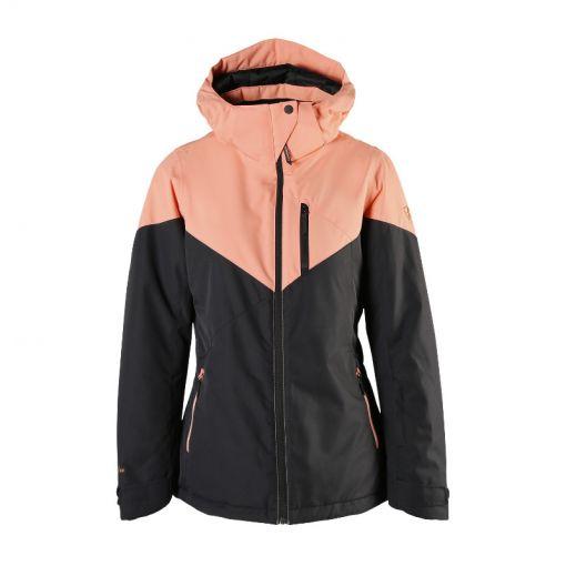 Brunotti dames jas Sheerwater Women Snowjacket - 0380 Desert Flower