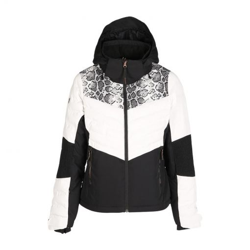 Brunotti dames jas Coronet Women Snowjacket - Wit