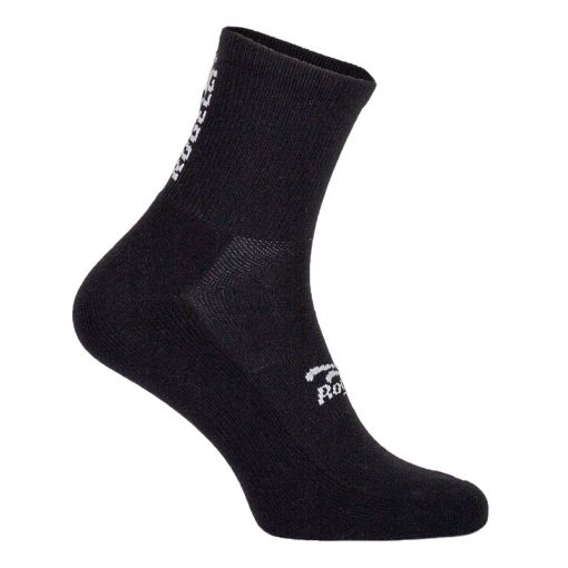 Cycling Sock 2-Pack - Zwart