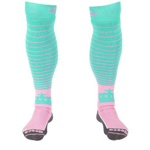 Reece hockeykousen Amaroo Socks - 6004 Cotton Candy-Mint