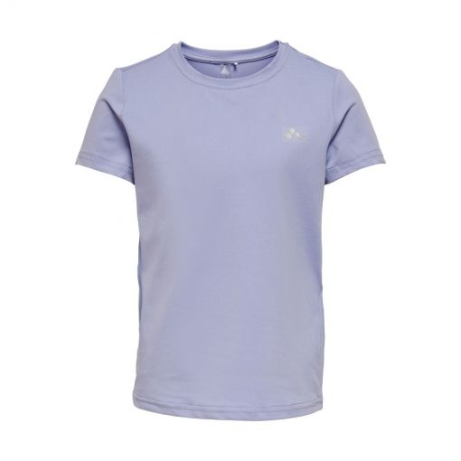 Only meisjes t-shirt Clarisa SS Training Tee - 228356 Sweet Lavender