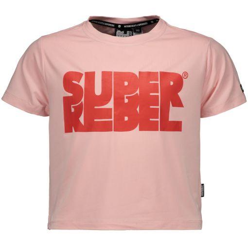 Superrebel T-Shirt - 204 Light Pink