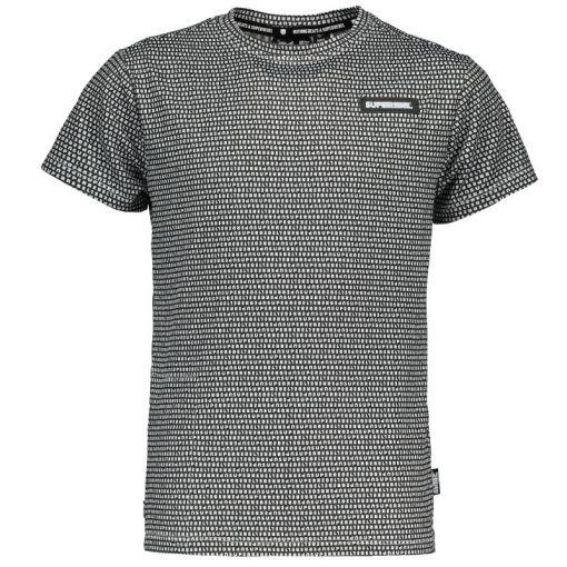 Superrebel Sporty T-Shirt - Ao Text White