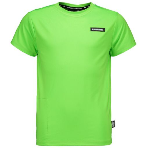 Superrebel Sporty T-Shirt - 302 Gecko Green