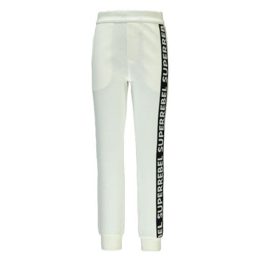 Superrebel Sweat Trousers - Wit