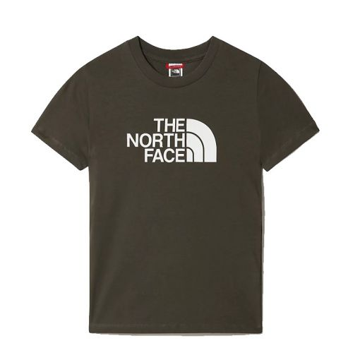 Y S/S EASY TEE - STD NEW-TAUPE-GREEN-TNF-WHITE