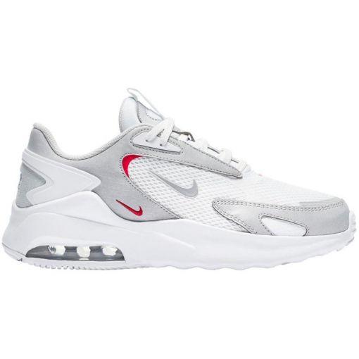 Nike dames sneaker Air Max Bolt Womens Shoe - 102 WHITE/MTLC PLATINUM-SIREN