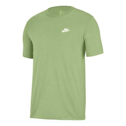 Nike Sportswear Club Men's - 383 Lt Liquid Lime/White