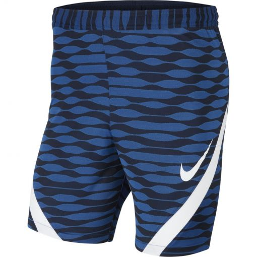 Nike heren short Dri-Fit Strike Mens Soccer - Blauw