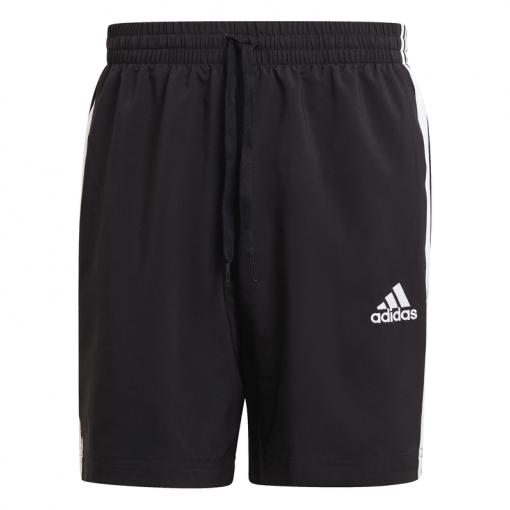 Adidas heren short M 3S Chelsea - Zwart