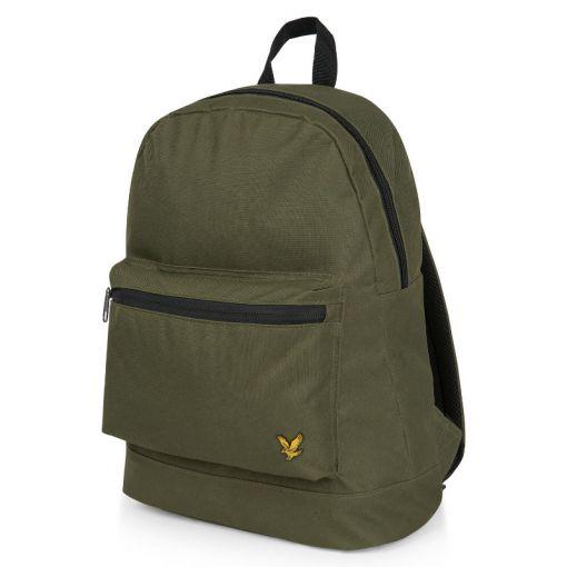 Backpack - W123 Trek Green