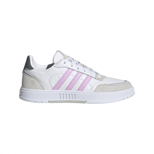 Adidas dames sneaker Courtmaster - Ftwwhite/Cleil