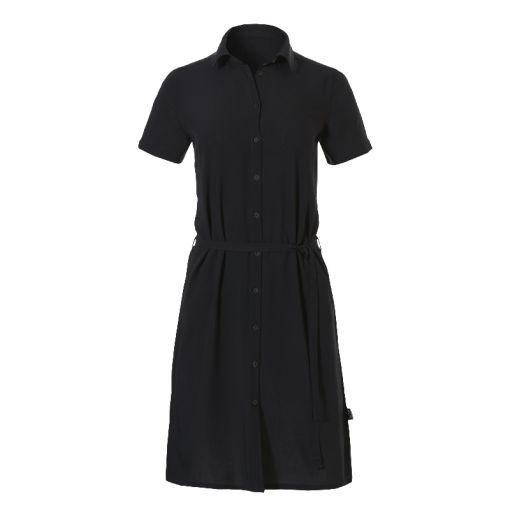 Shirt Dress - Zwart