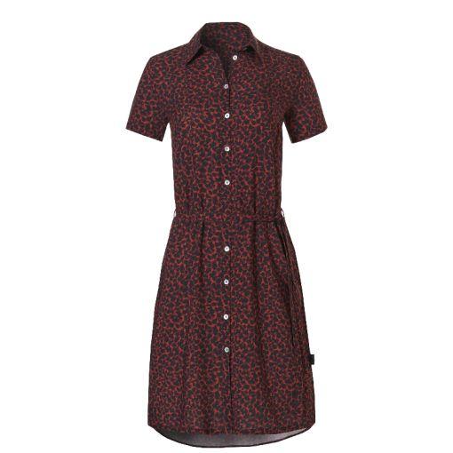 Shirt Dress - 2192 Leopard