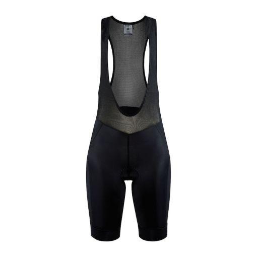 Core Endur Bib Shorts W - 999999 Black
