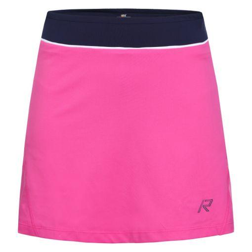 Rukka dames tennis rok Ylikartano - 625 PINK