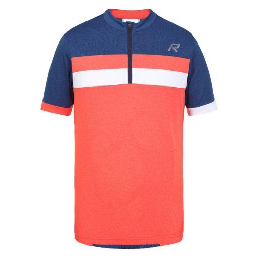 Rukka heren fiets shirt Rago - Blauw