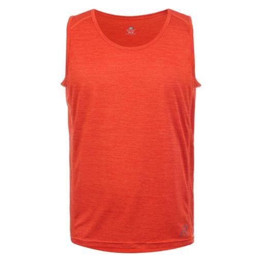 Rukka heren running shirt Mellois - Rood
