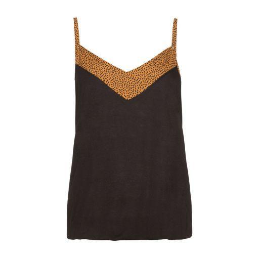 Protest dames beach shirt Reflect 21 - Zwart