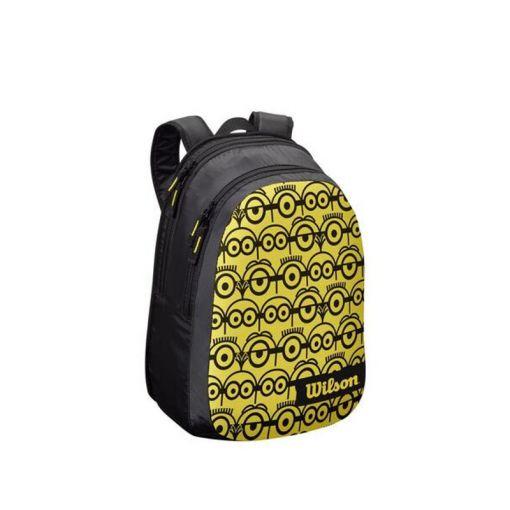 Minions Jr Backpack - Zwart