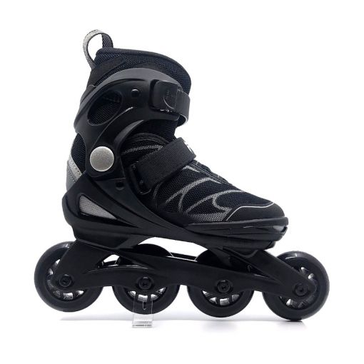 Fila junior inline skate J-One '21 Black - Zwart
