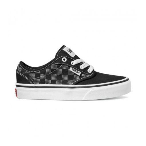 Yt Atwood ( Checker Dot ) - 37L1 Black/White