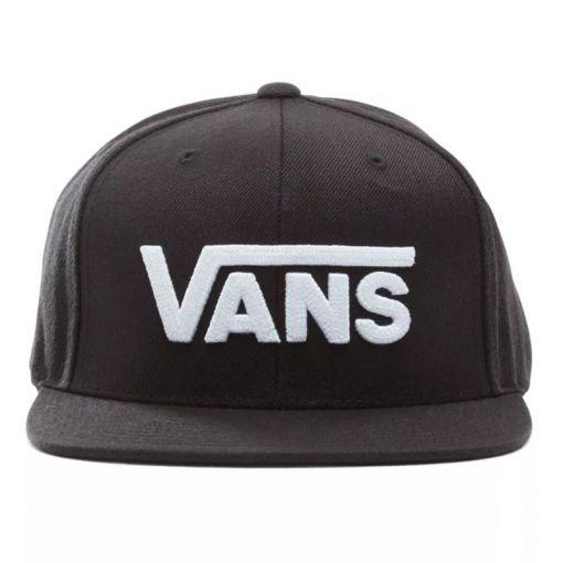 Mn Drop V II Snapback - Y281 Black/White