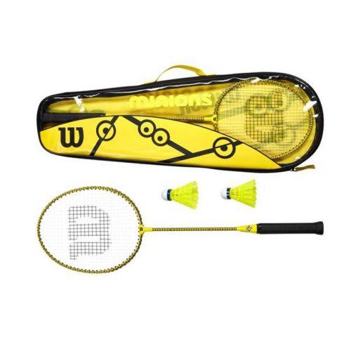 Minions Badminton Set - Zwart