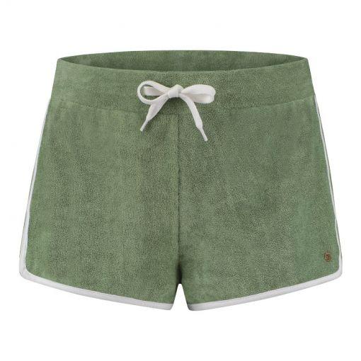 Shiwi dames strand short Pisa - 777 Dusty Pistache Green