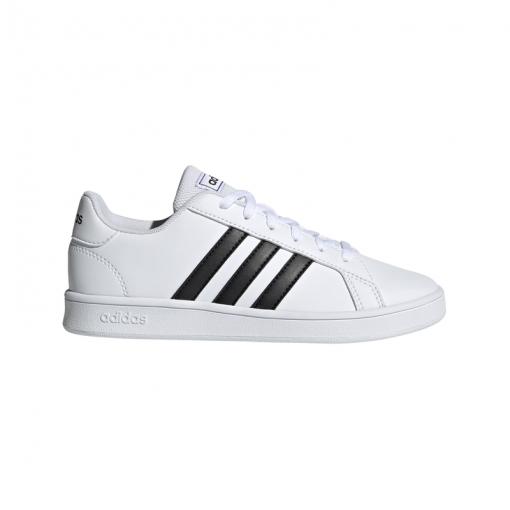 Adidas junior sneaker Grand Court - Ftwwht/Cblack