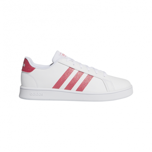 Adidas junior sneaker Grand Court - Ftwwht/Reapnk