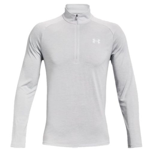 UA Tech 2.0 1/2 Zip - 014 Halo Gray