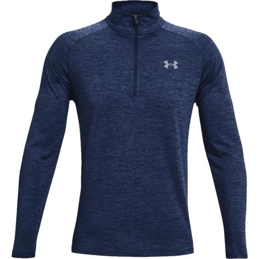 UA Tech 2.0 1/2 Zip - 409 Navy