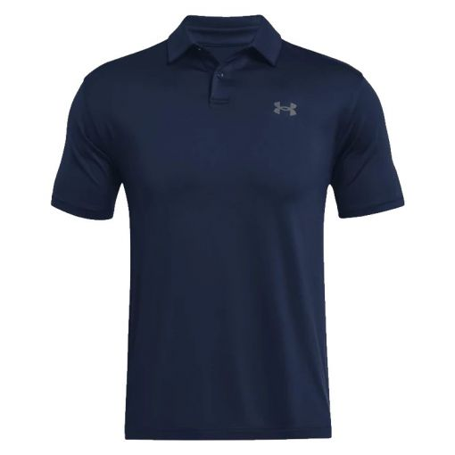 UA T2G Polo - Navy