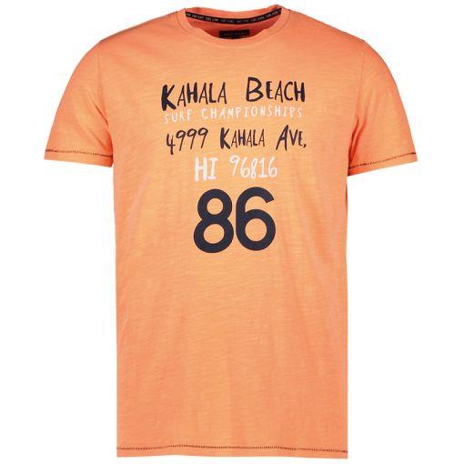 Cars jongens t-shirt Zunter Ts - 32 Neon Orange