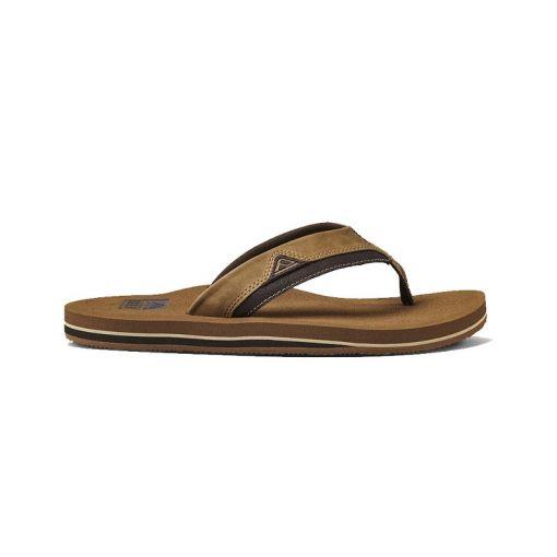 Reef heren slipper Cushion Dawn - Bronze