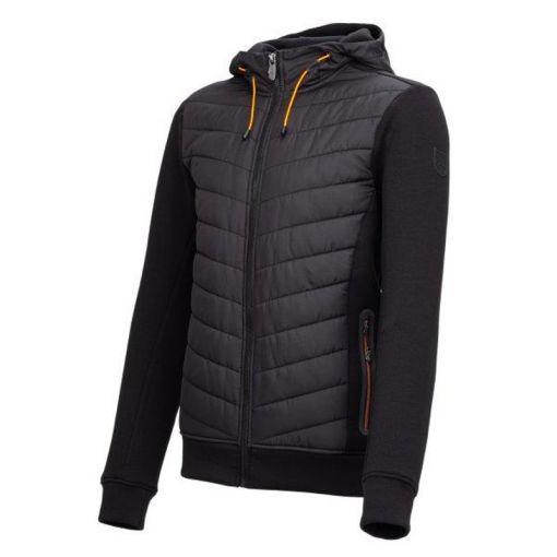 Falcon heren vest Figu - Zwart