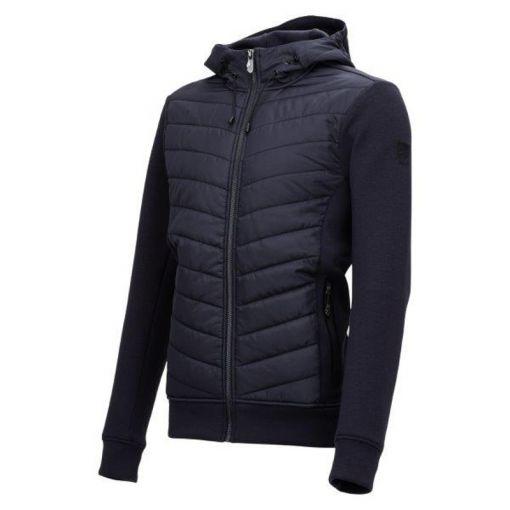 Falcon heren vest Figu - N098 deep steel blue