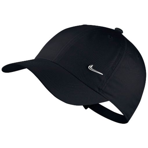 NIKE HERITAGE86 KIDS CAP - Zwart