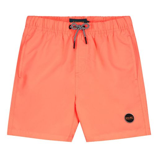 Boys Swimshort Magic Palmtree - Oranje